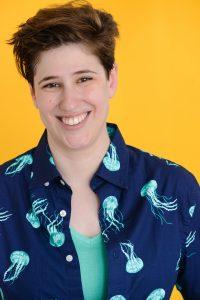 Diane Samuelson's Commercial Headshot